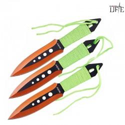 Ножи метательные YF-16 (3в1)