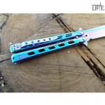 Нож балисонг хамелеон (малый)