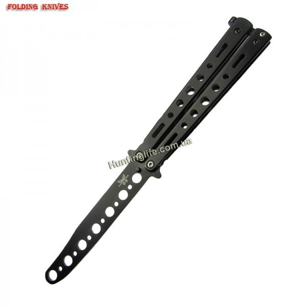 Нож балисонг Benchmade B 01 (Black)