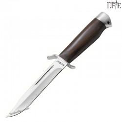 Нож нескладной 024 ACWP (UA) с гербом.