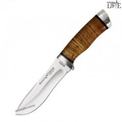 Нож охотничий 2264 BL (рукоять - береста)