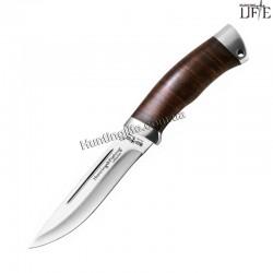 Нож охотничий 2290 LP (рукоять - кожа наборная)