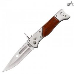 Нож выкидной  АК-47