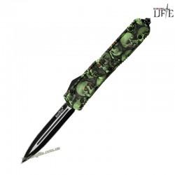 Нож выкидной с фронтальным выбросом 9096