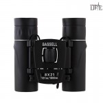 Бинокль 8x21 Bassell (black)