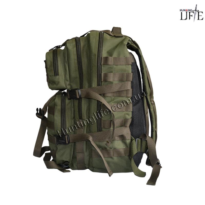 Рюкзак Для Военного 45 Л. С Двумя Отсеками